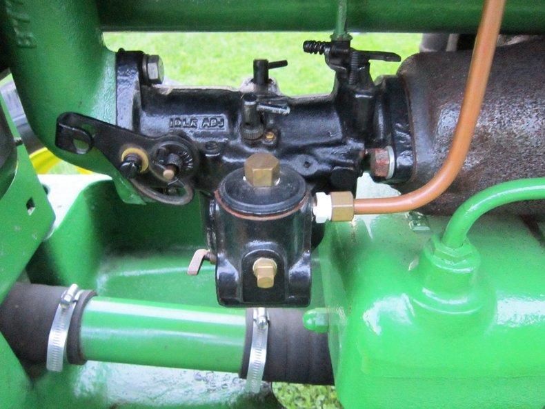 1936 John Deere Orchard Tractor
