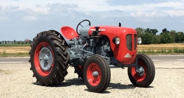 1958 lamborghini trattori