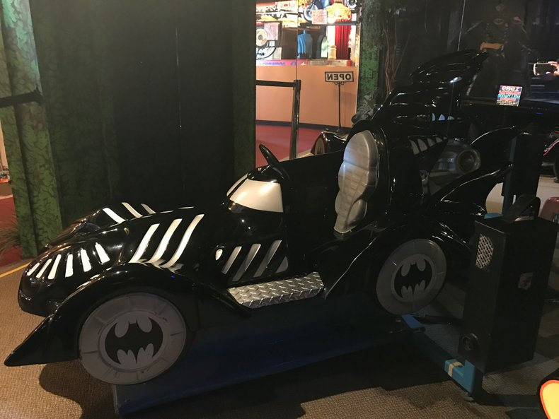 1995 Batmobile Kiddie Ride