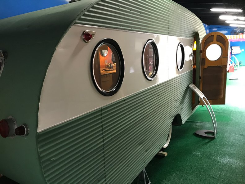 1949 Airfloat Land Yacht