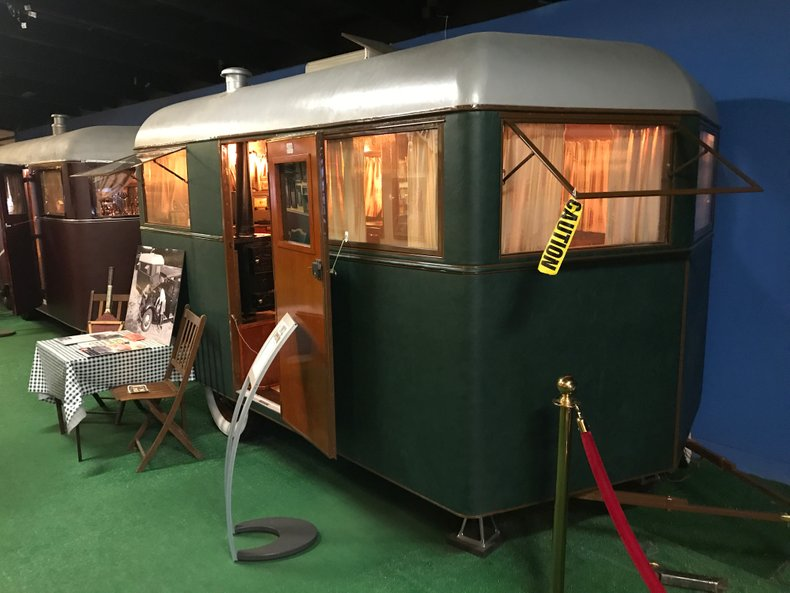 1932 Covered Wagon Travel Trailer