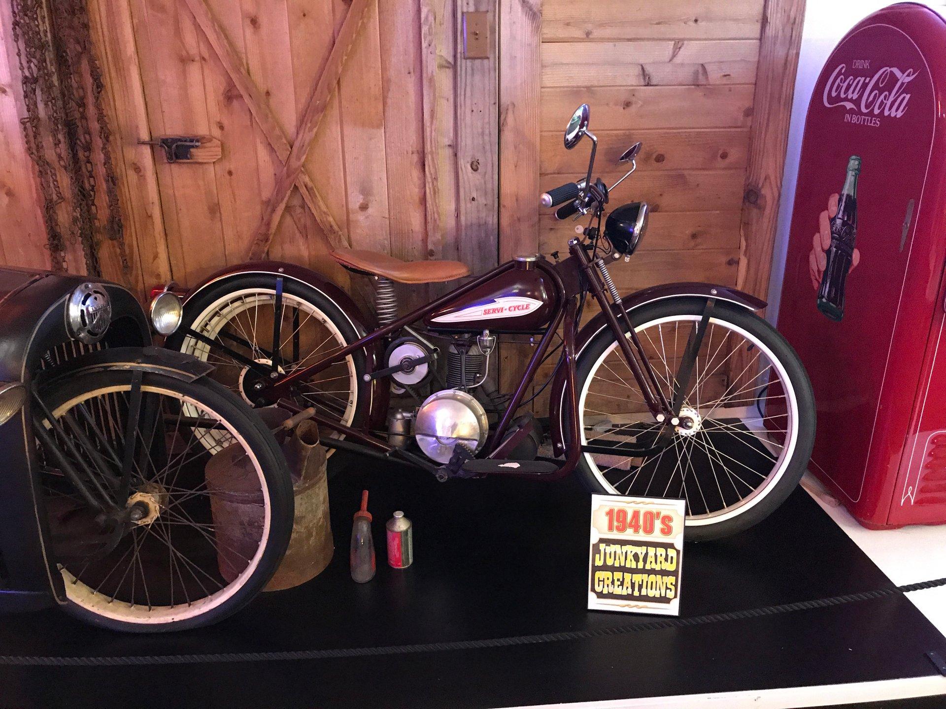 1952 simplex servi cycle