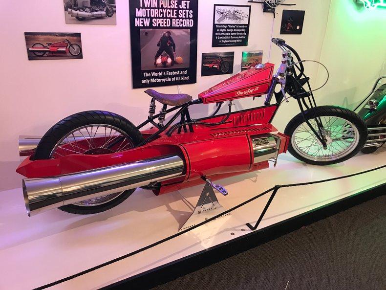 1929 Harley Davidson Sport Jet II