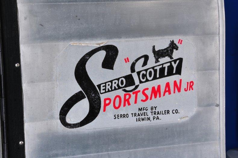 1958 Serro Scotty Sportsman Jr.