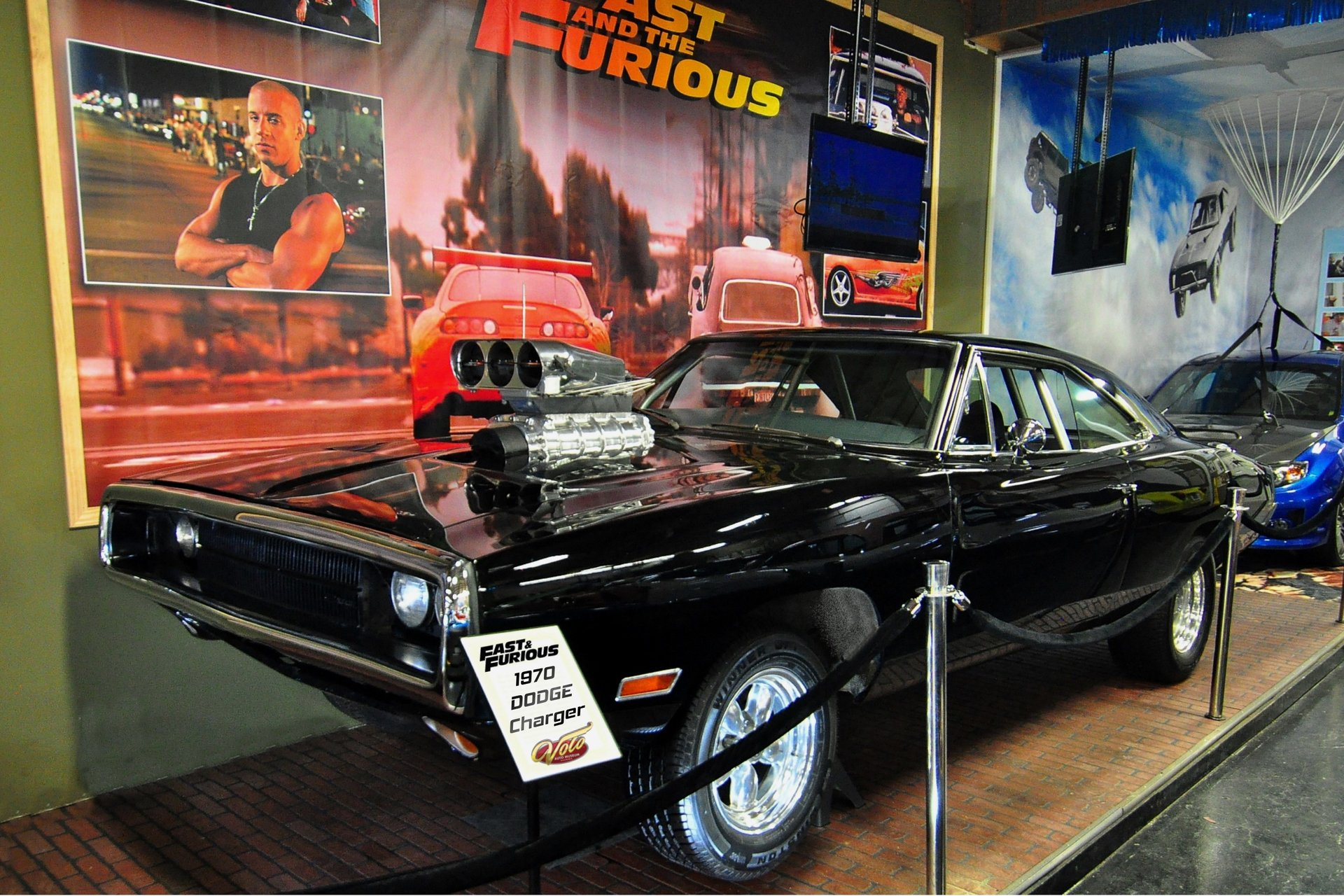 1970 Dodge Charger Volo Auto Museum