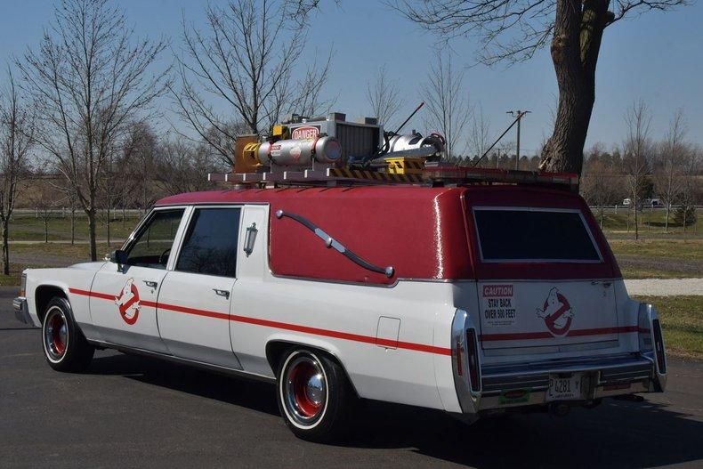 1981 Cadillac Fleetwood