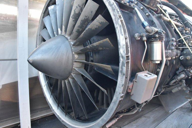 1941 Jet Engine Rocket
