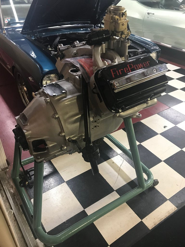 1951 Chrysler 331 Hemi Cutaway Engine. Selling No Reserve Starting Sept. 19th