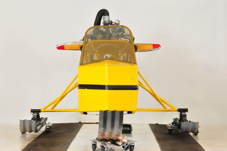 1968 Sno Sled Snow Plane
