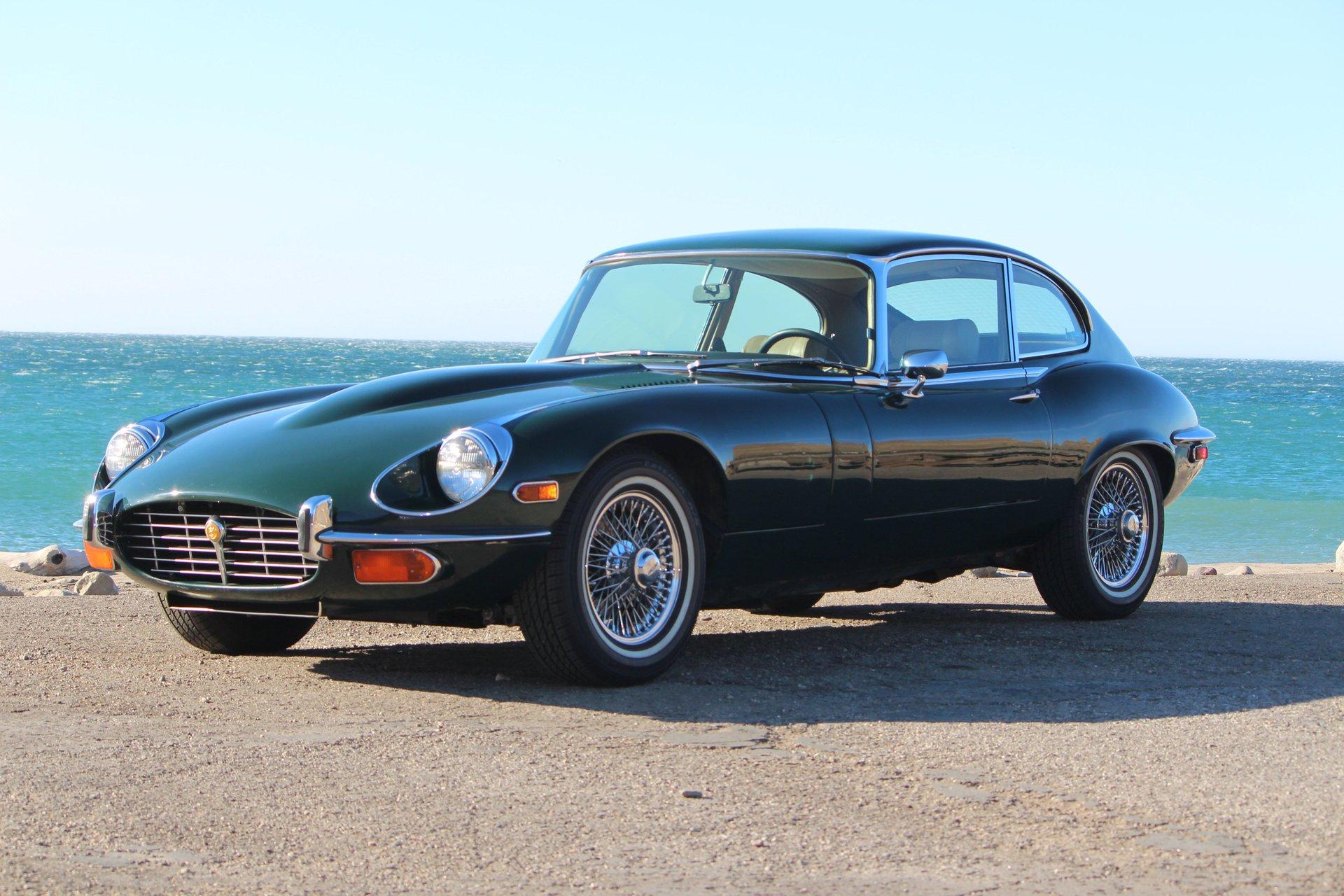 1971 jaguar e type s3 v12 2 2 efi