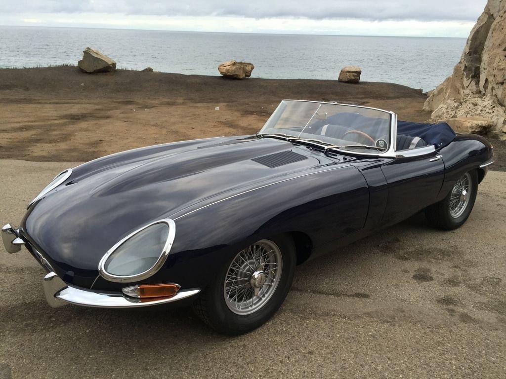 1968 jaguar e type x ke