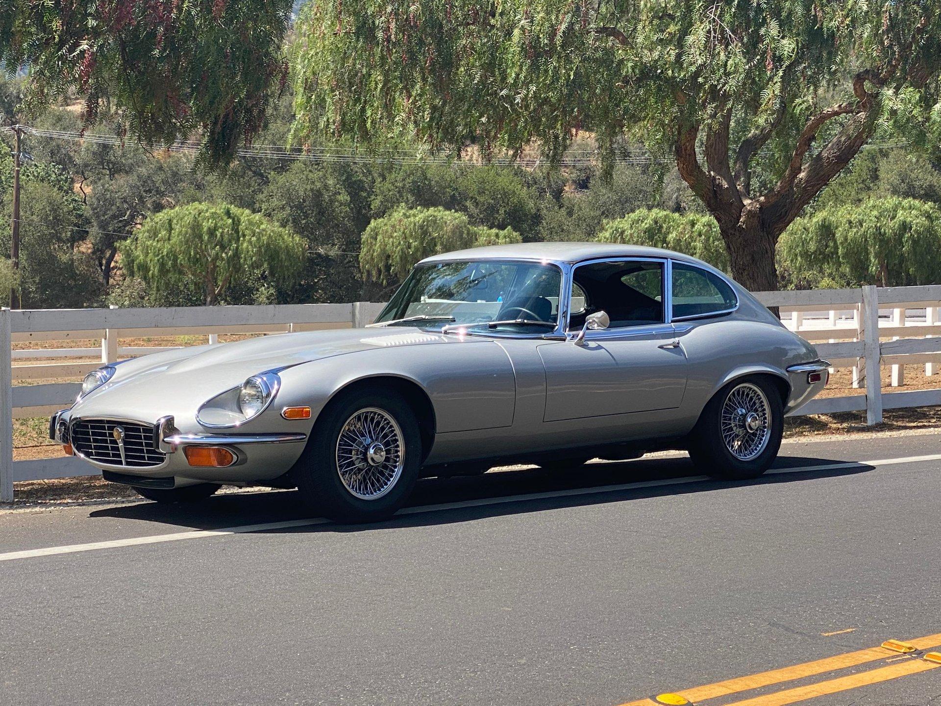 1971 jaguar e type s3 v12 6 1 efi 6 speed manual