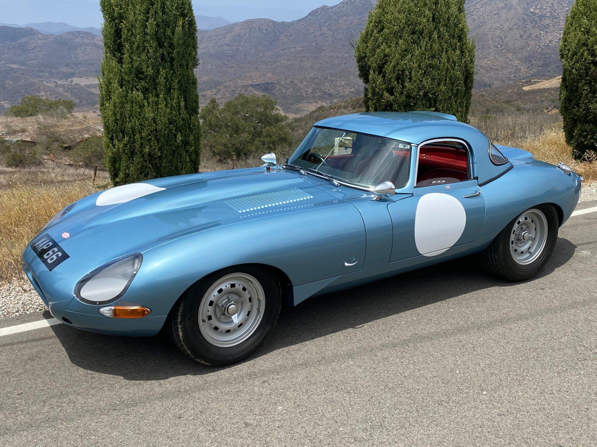 1961 jaguar e type 3 8 lightweight