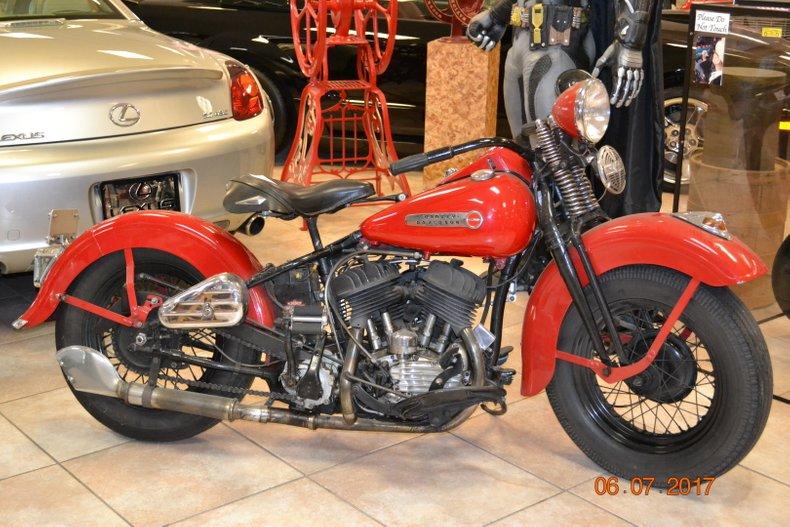 1948 Harley Davidson Springer