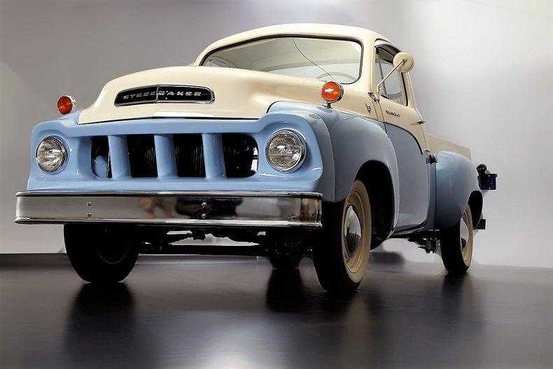 1957 Studebaker 1/2 Ton Pickup Truck