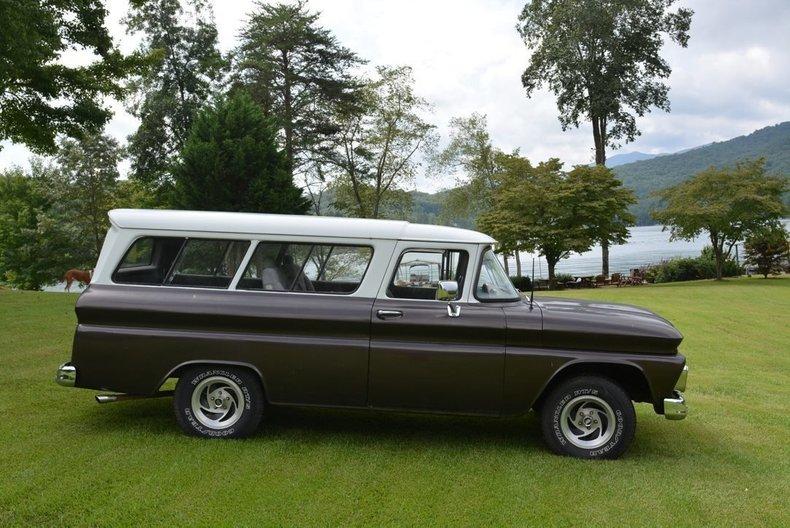 1961 Chevrolet Suburban