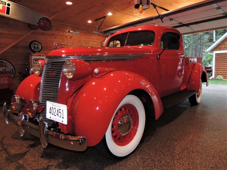 1937 Studebaker J5