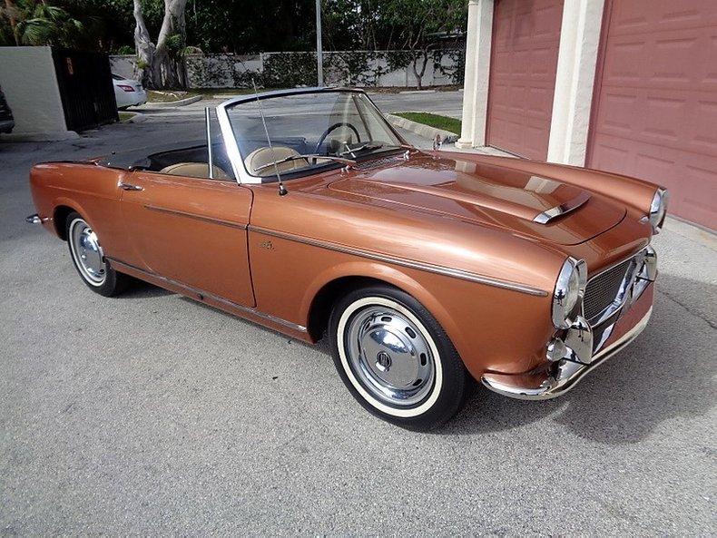 1962 Fiat 1200