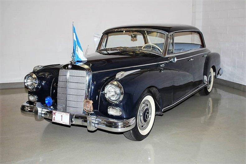 1957 Mercedes-Benz 300 D