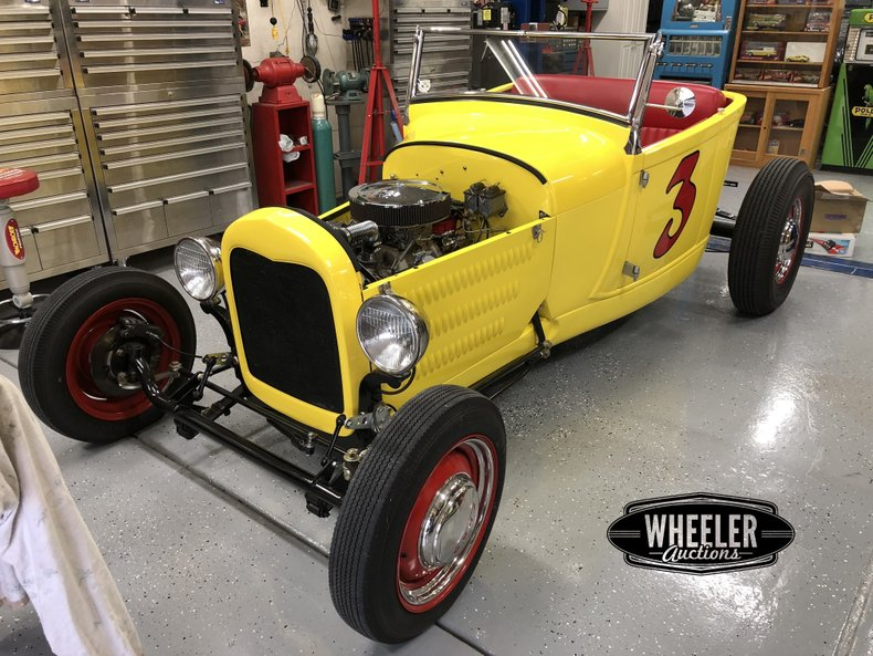 1928 Ford Roadster For Sale
