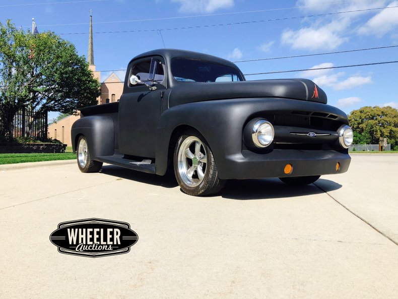1952 Ford F100 For Sale
