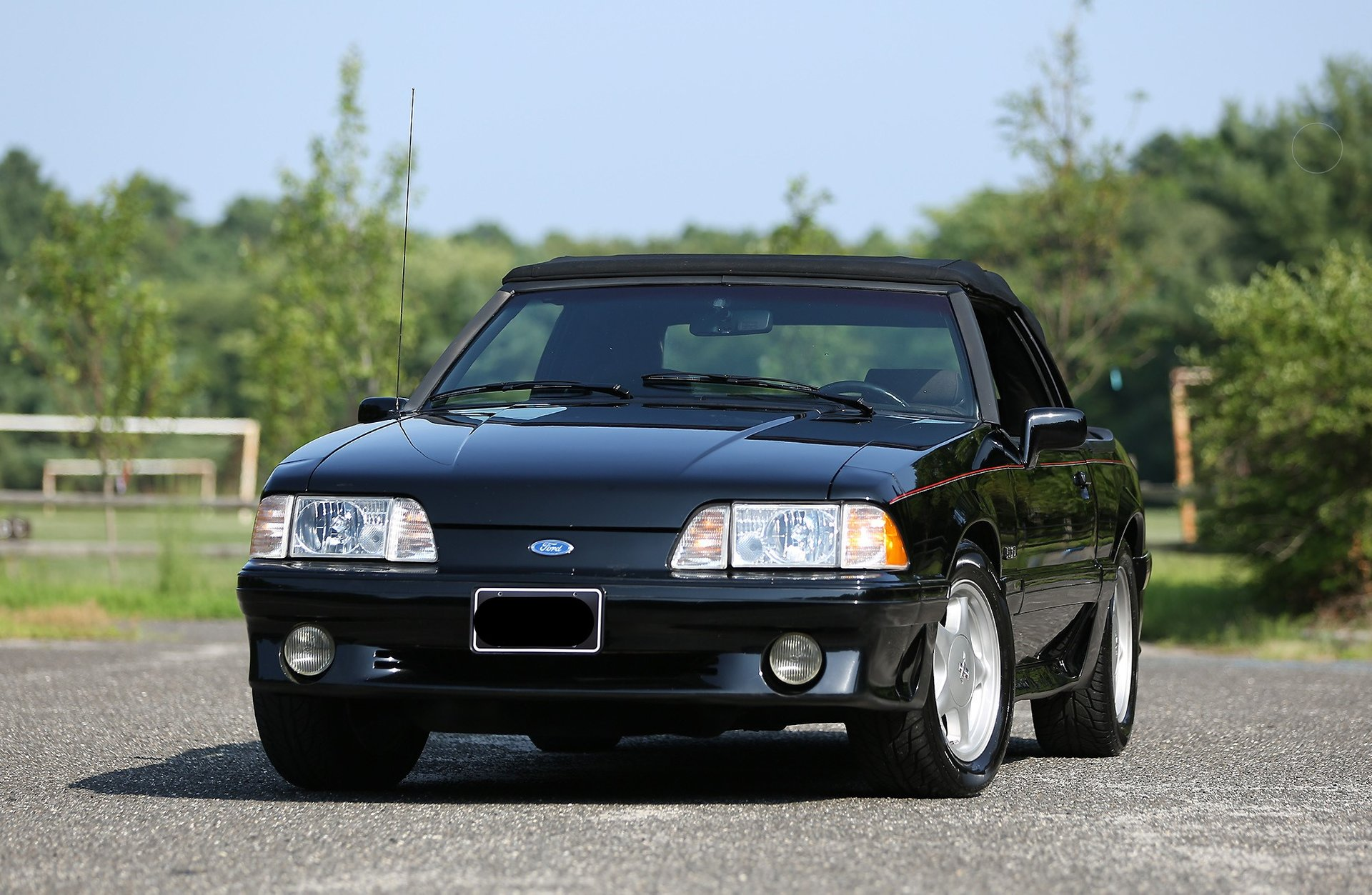 1993 ford mustang gt convertible 56k miles for sale 109962 mcg