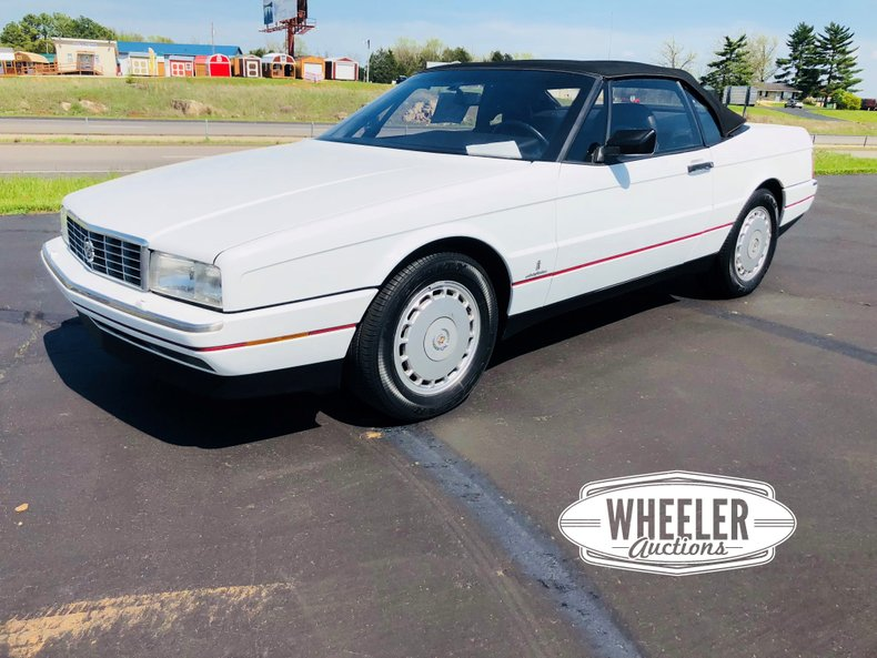 1992 cadillac allante priced to sell