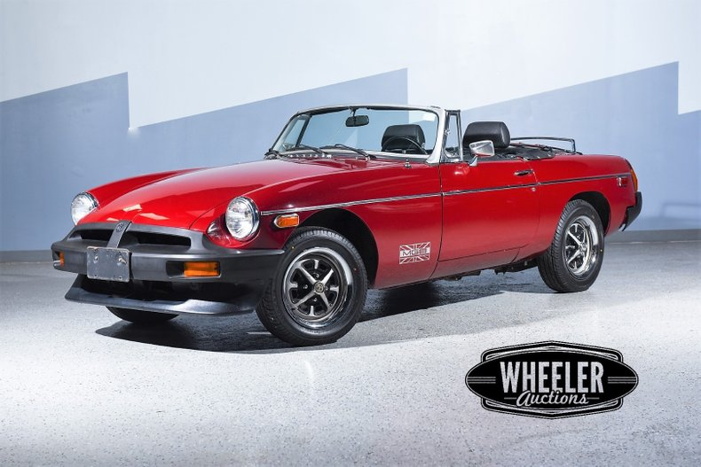 1977 MG MGB For Sale