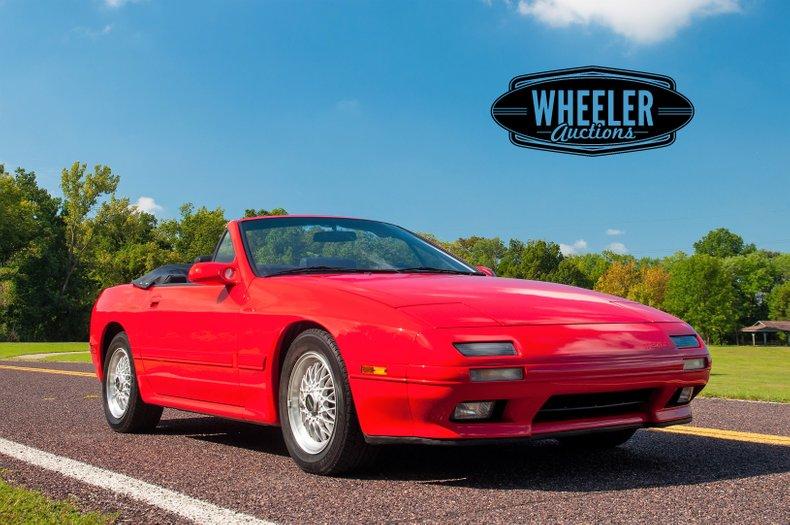 1989 Mazda RX-7 For Sale