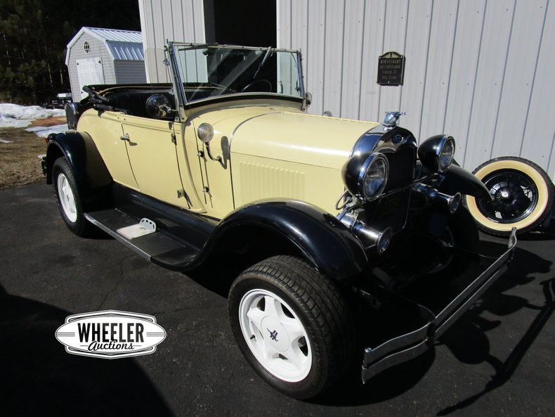 1928 Shay Roadster