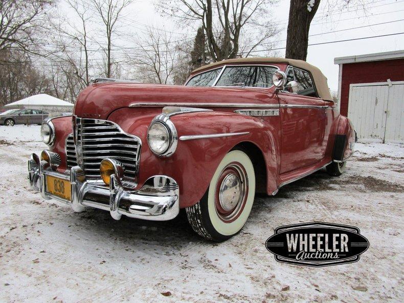 1941 Buick 50 Super
