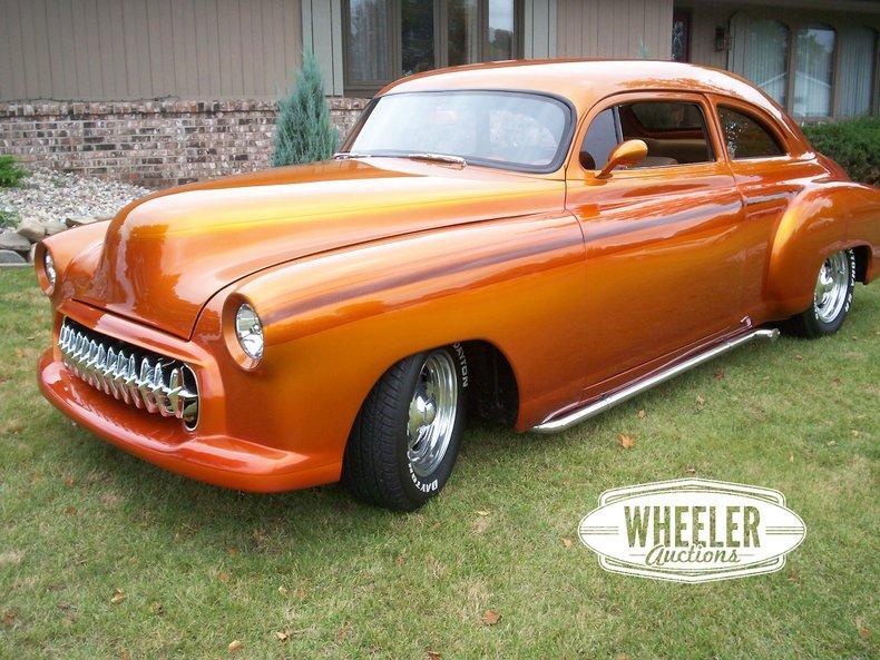 1949 Chevrolet 2 Door