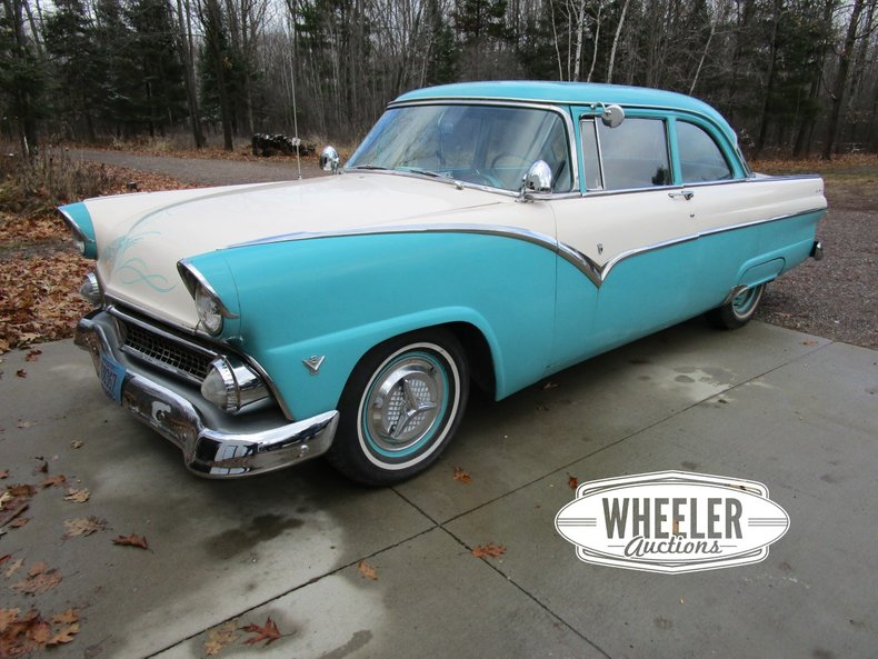 1955 Ford Club