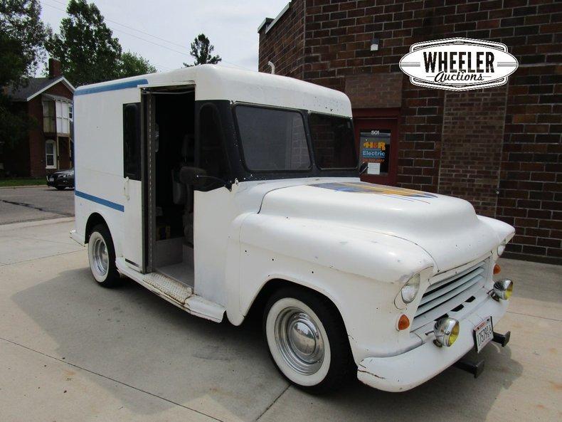 1955 Chevrolet 2nd Series