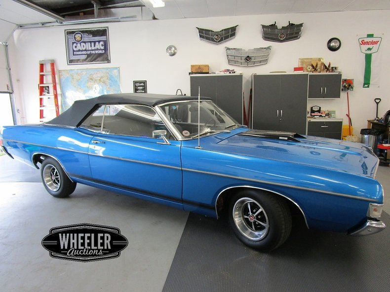 1968 Ford Fairlane 500 For Sale