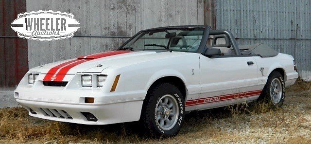 1985 Ford Mustang Predator