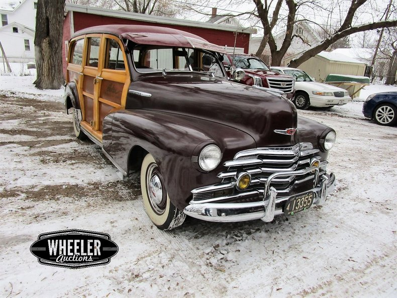 1947 Chevrolet Fleetmaster For Sale