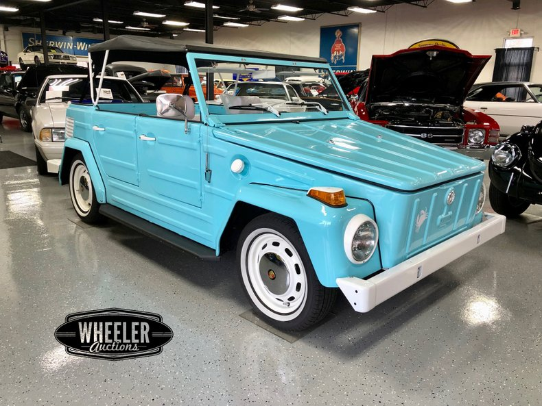 1973 Volkswagen Thing For Sale