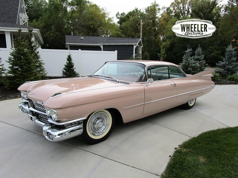 1959 Cadillac Coupe DeVille For Sale