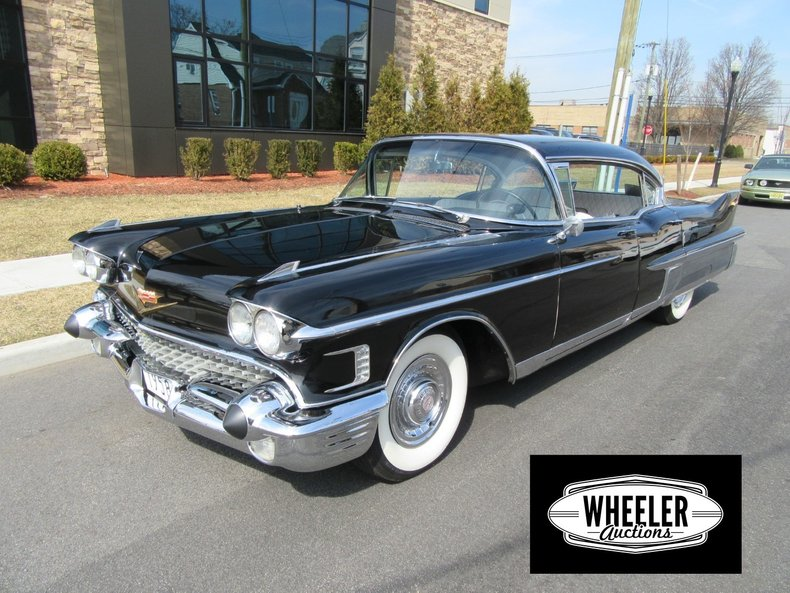 1958 Cadillac Fleetwood For Sale