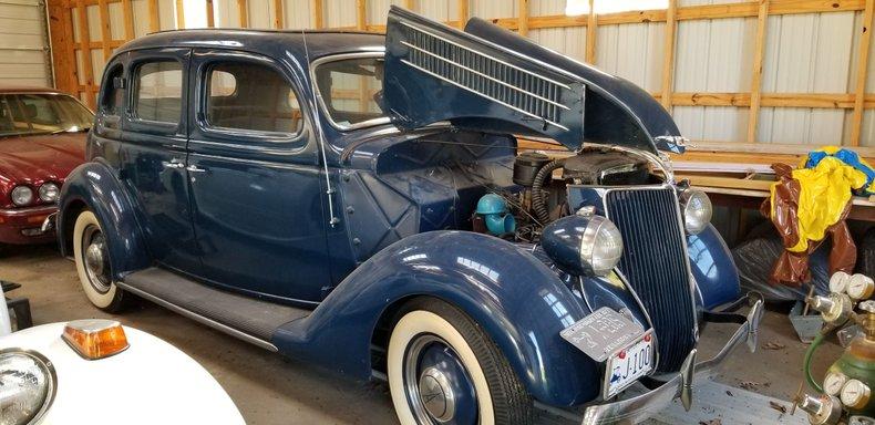 1936 Ford Sedan For Sale