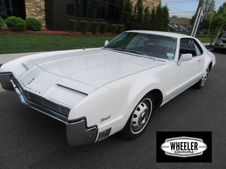 1966 Oldsmobile Toronado For Sale