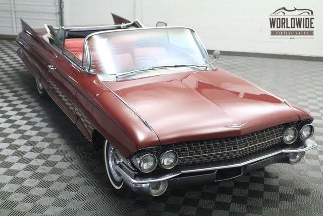 1961 Cadillac Convertible