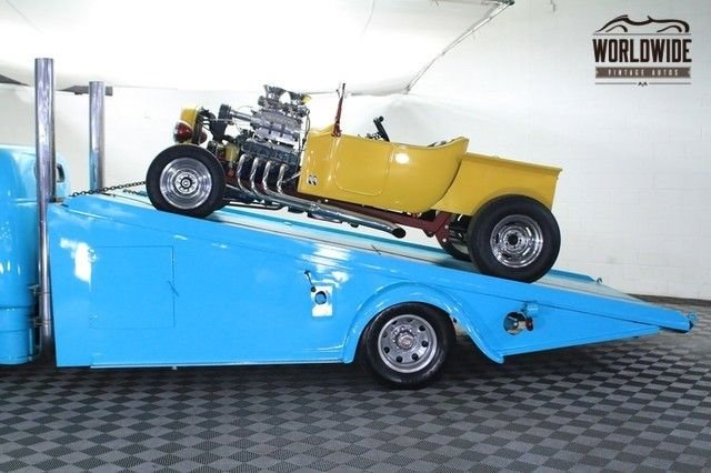 1954 Chevrolet Coe