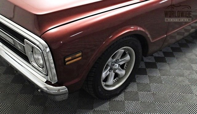 1970 Chevrolet C10 Shortbed Pickup