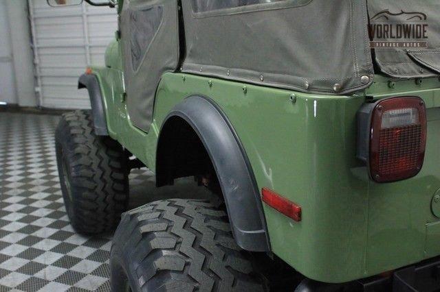 1974 Jeep Cj-5