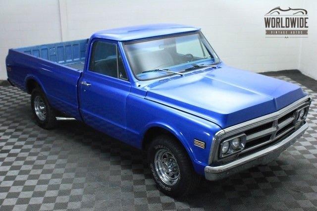 1970 GMC Pickup Truck!