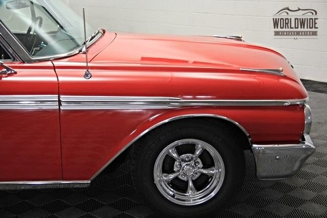 1962 Ford Galaxie 500Xl Convertible!