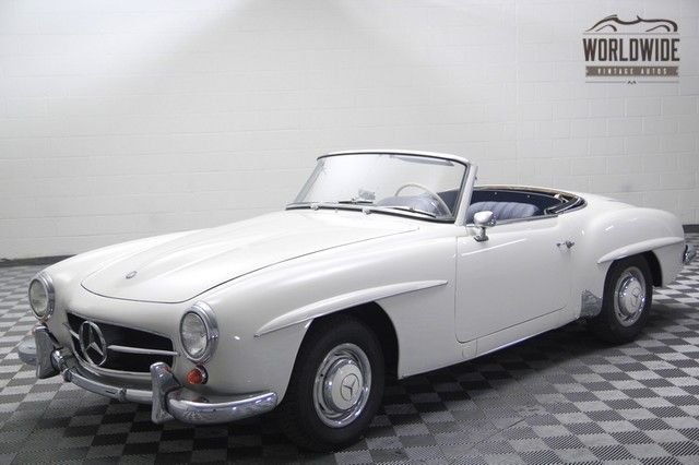 1956 Mercedes Benz 190Sl