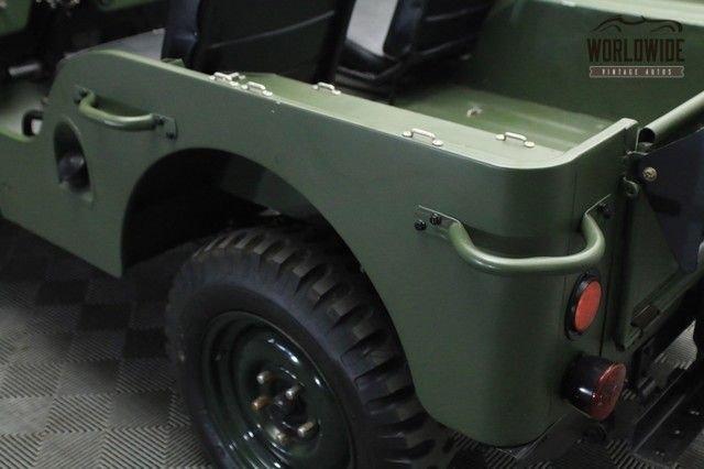1948 Willys Jeep Cj-2A